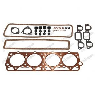 Fordson Major Tractor Head Gasket Set (52 -> 4/57)